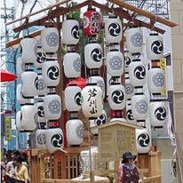 祇園祭芦刈山