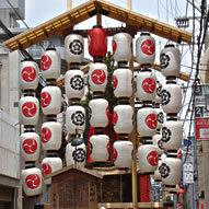 祇園祭油天神山