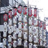 祇園祭黒主山