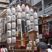 祇園祭蟷螂山