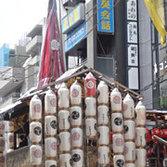 祇園祭鶏鉾