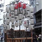 祇園祭白楽天山
