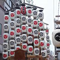 祇園祭八幡山