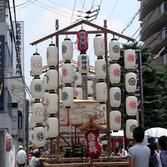 祇園祭綾傘鉾