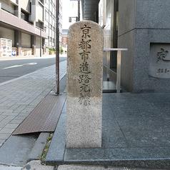 京都市道路元標
